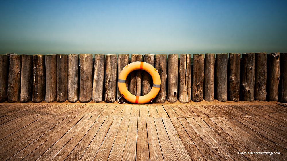 trentenne in crisi oceano blu